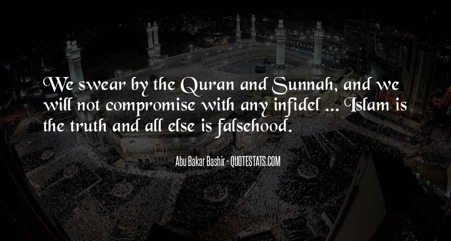 Islam Infidel Quotes #507512