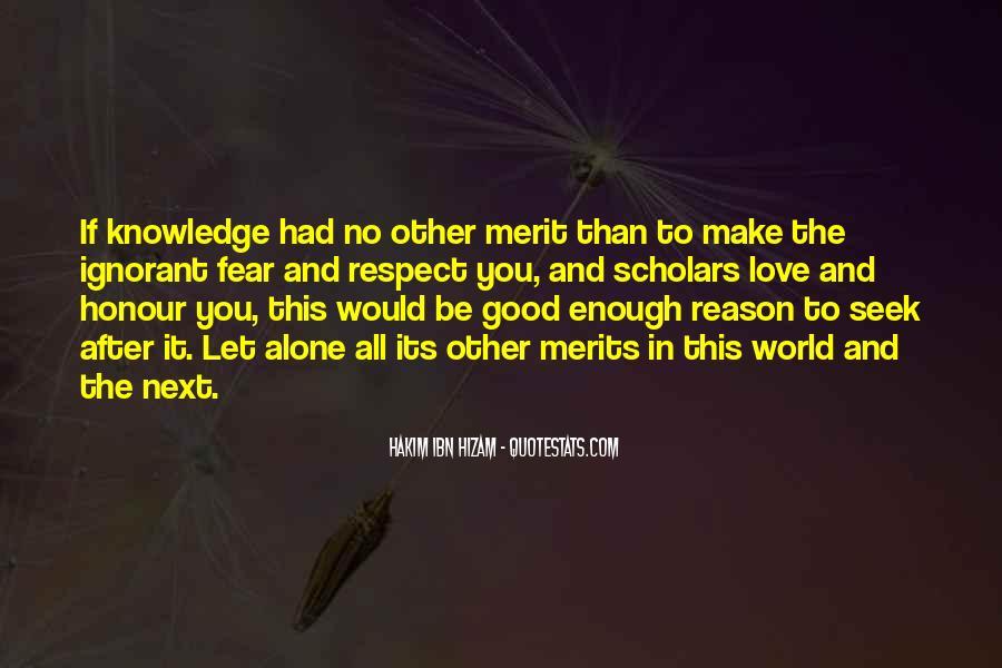 Islamic Scholars Quotes #17142