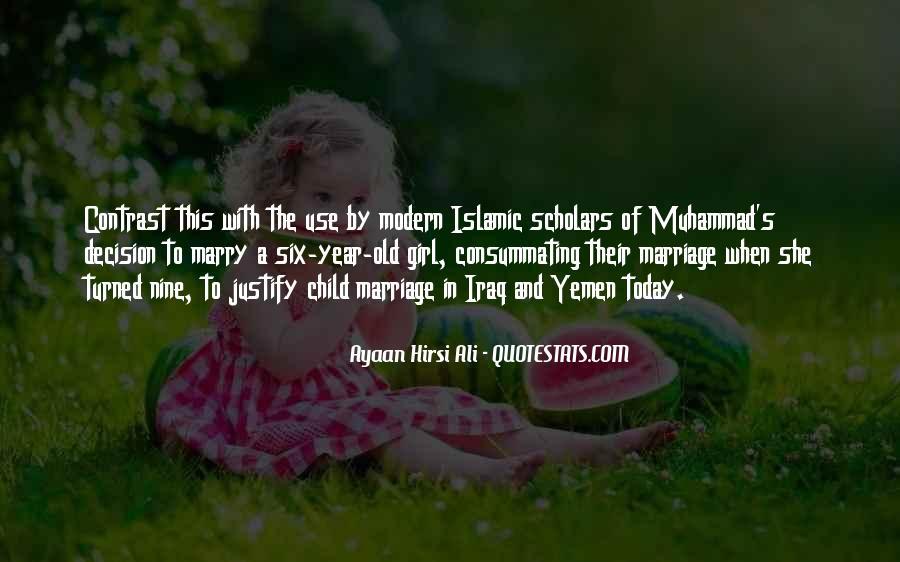 Islamic Scholars Quotes #806427