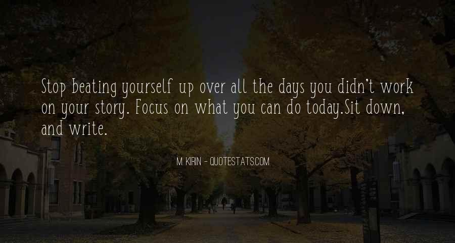 Quotes About Up And Down Days #140160