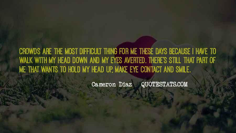 Quotes About Up And Down Days #1580677