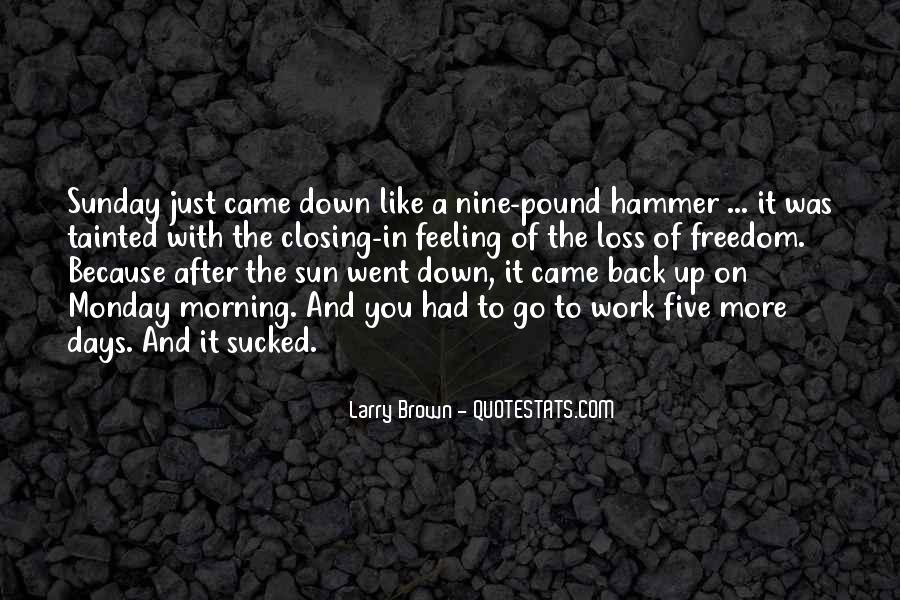 Quotes About Up And Down Days #703818