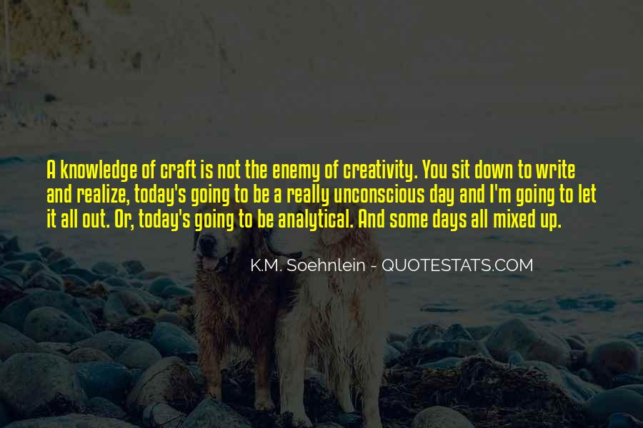 Quotes About Up And Down Days #838899