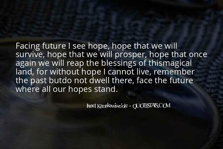 Israel Kamakawiwo Quotes #1205065