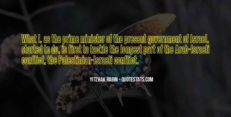 Israeli Government Quotes #1253930