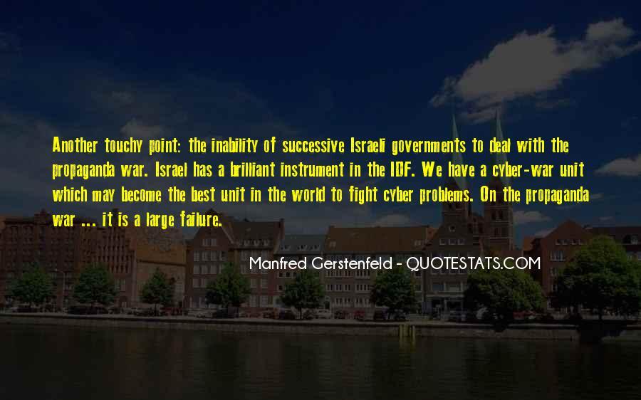 Israeli Government Quotes #1640104