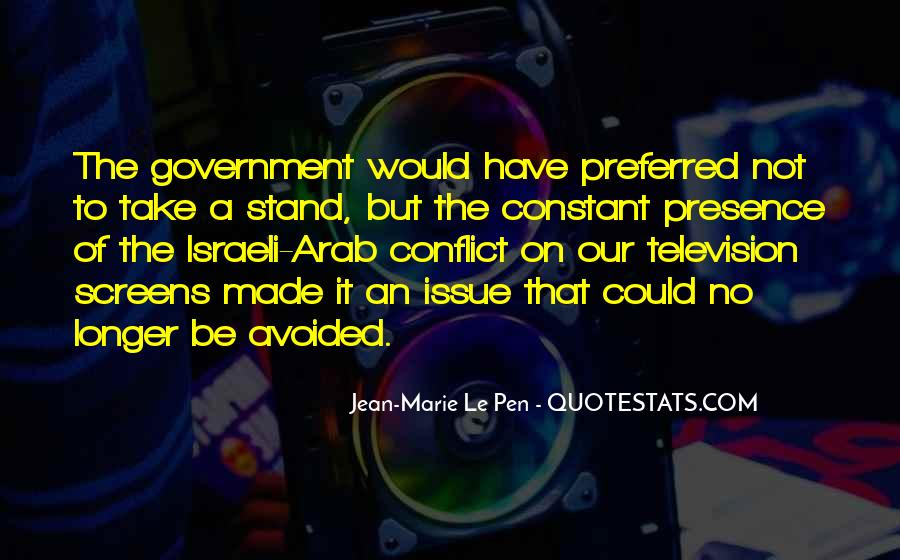 Israeli Government Quotes #716784