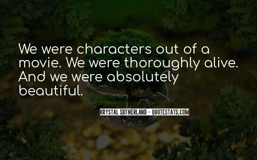 It A Beautiful Life Movie Quotes #1300597