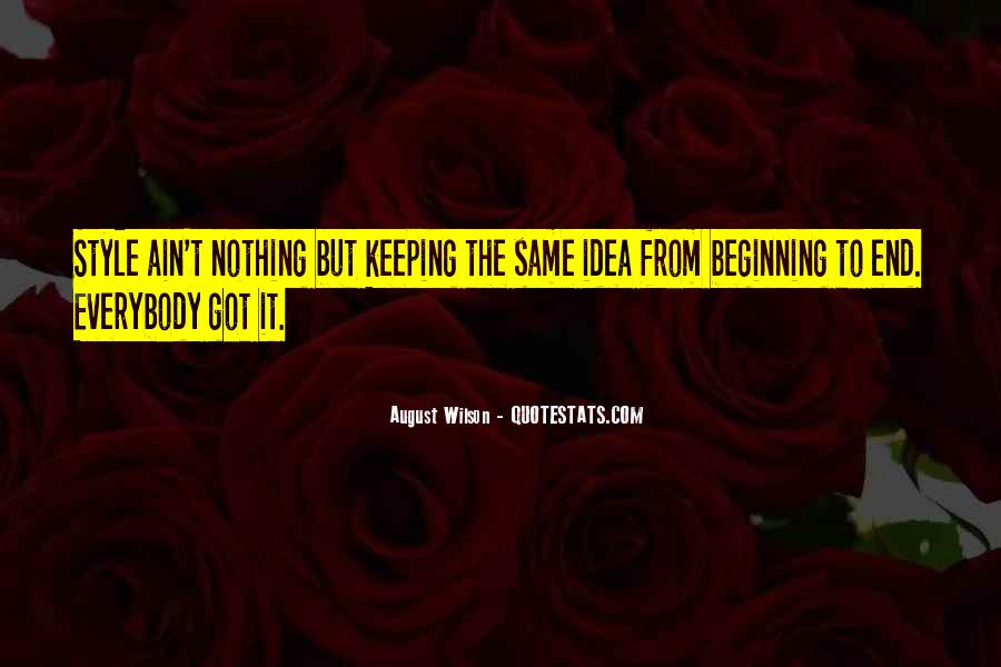 It Ain't Nothing Quotes #1511728