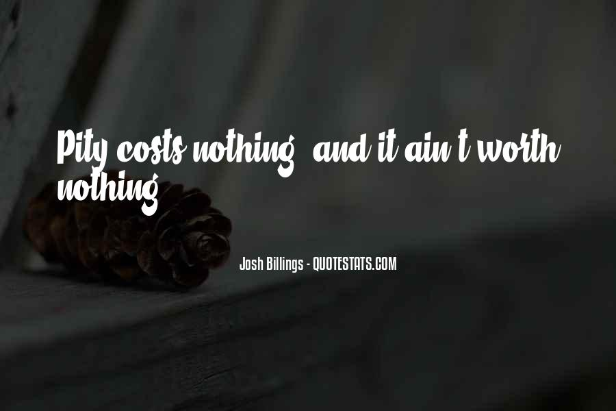 It Ain't Nothing Quotes #732733