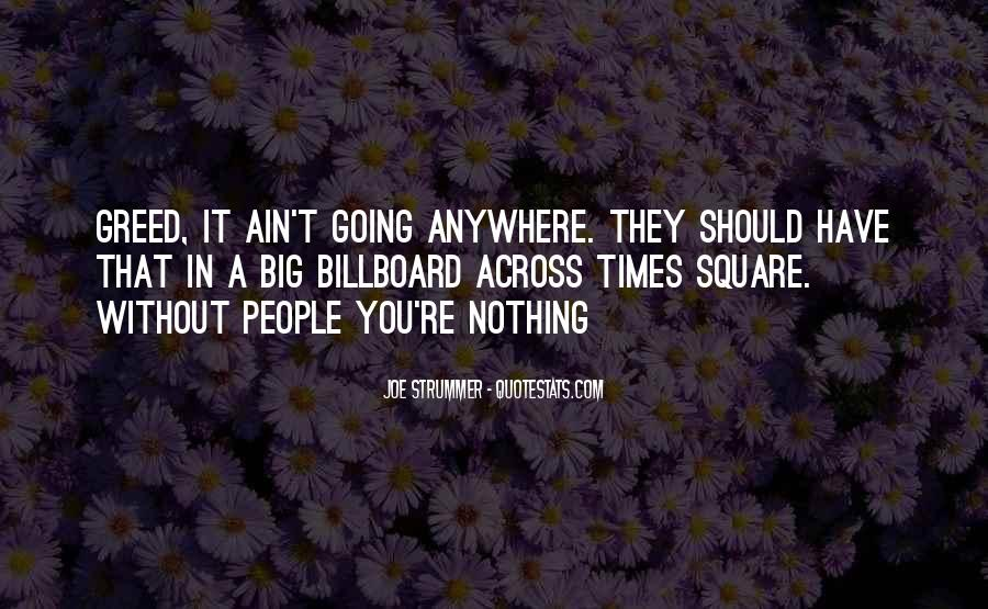 It Ain't Nothing Quotes #877257