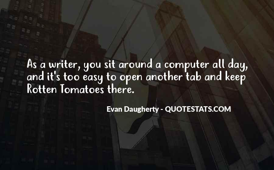 It Easy To Quotes #1681