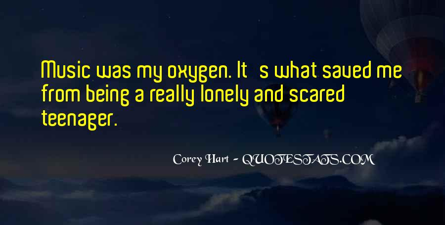 It Gets Lonely Quotes #14340