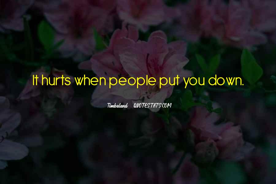 It Hurts But Its Ok Quotes #19461