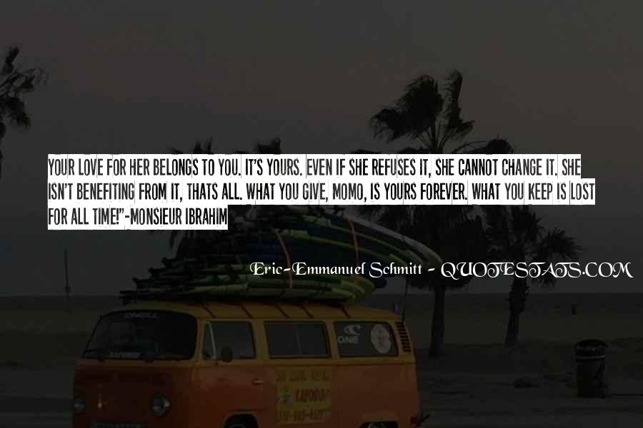 It Is Time For Change Quotes #1048429