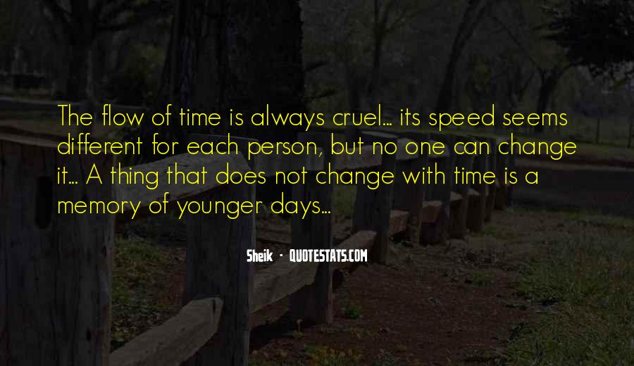 It Is Time For Change Quotes #347278