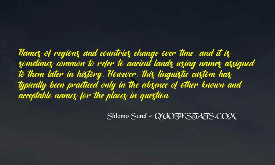 It Is Time For Change Quotes #781416