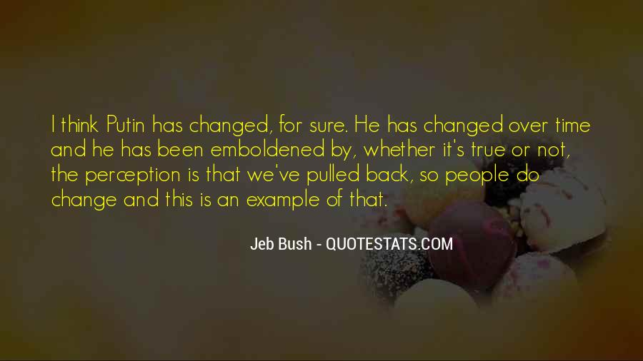 It Is Time For Change Quotes #986868