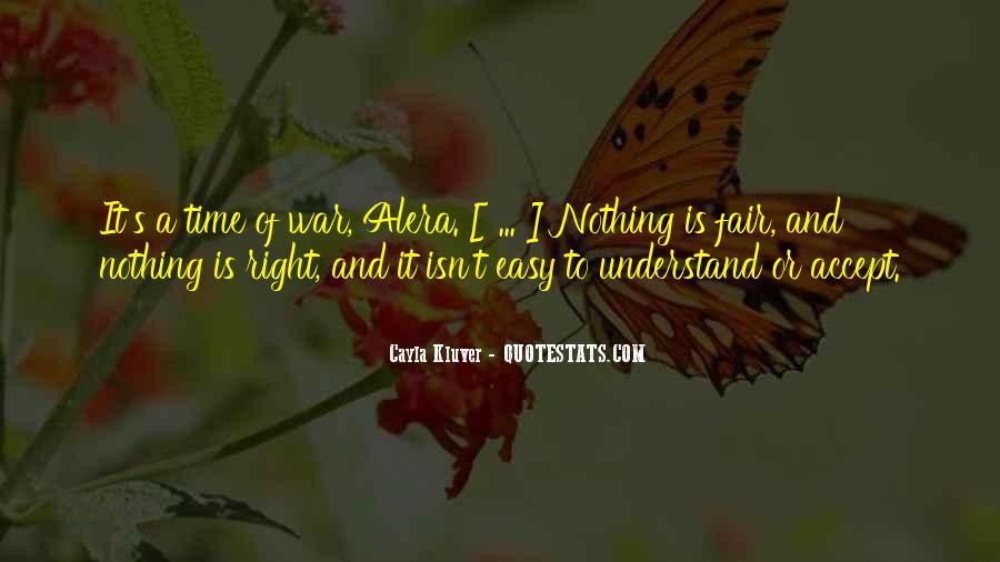 It Isn't Easy Quotes #102093