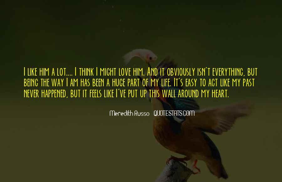 It Isn't Easy Quotes #127021