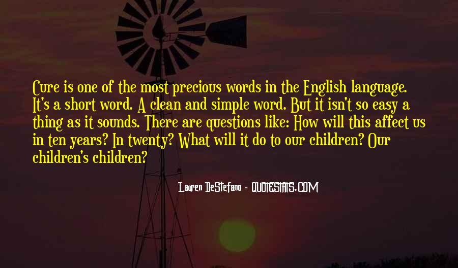It Isn't Easy Quotes #177467