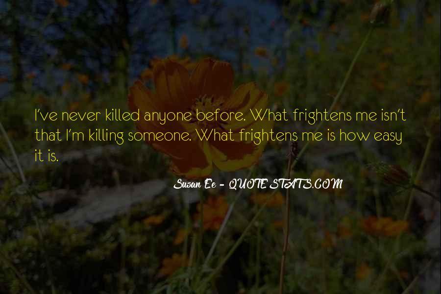 It Isn't Easy Quotes #221873