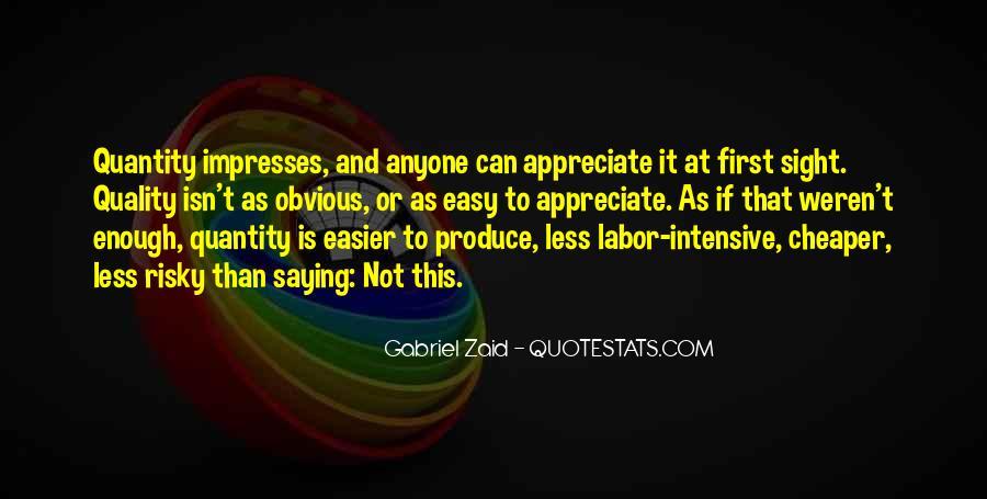 It Isn't Easy Quotes #240597