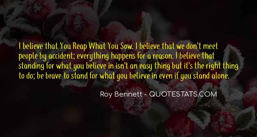 It Isn't Easy Quotes #242631