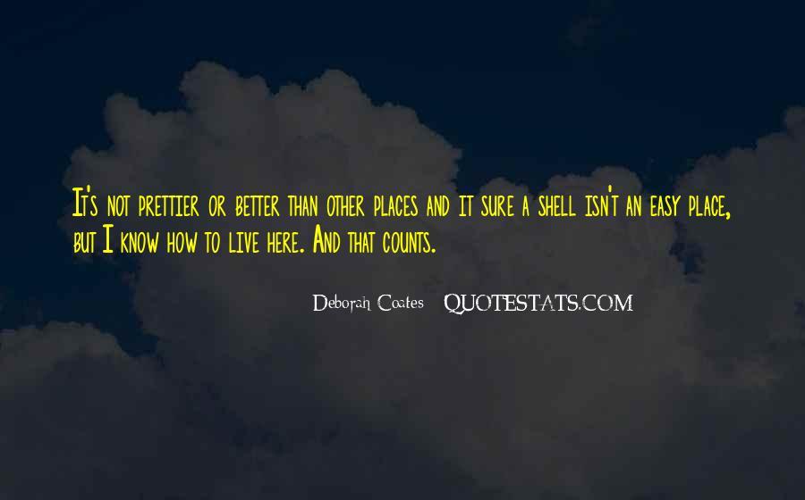 It Isn't Easy Quotes #257197