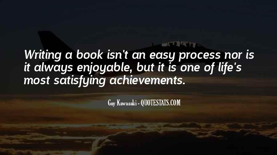 It Isn't Easy Quotes #37266