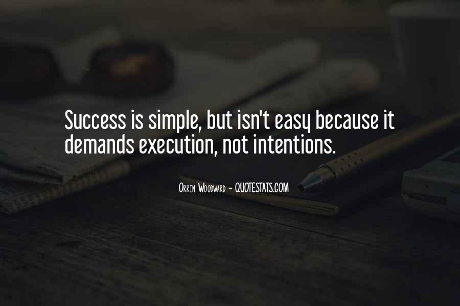 It Isn't Easy Quotes #552720
