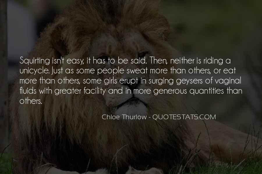 It Isn't Easy Quotes #586406