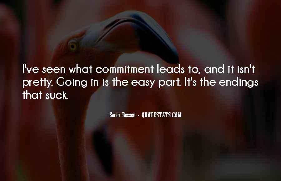 It Isn't Easy Quotes #639920