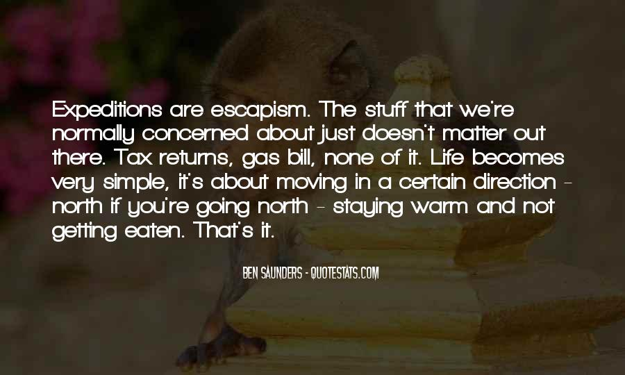 It Just Doesn Matter Quotes #215588