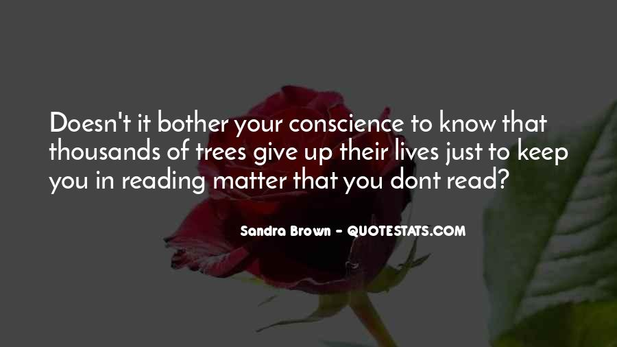It Just Doesn Matter Quotes #218510