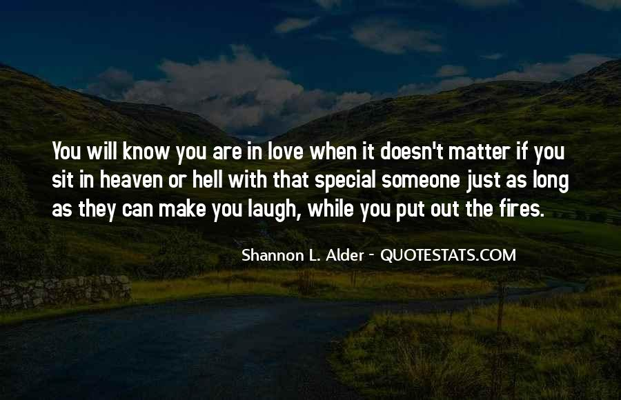 It Just Doesn Matter Quotes #220940