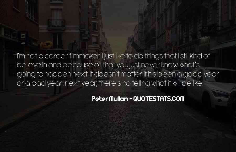 It Just Doesn Matter Quotes #242070