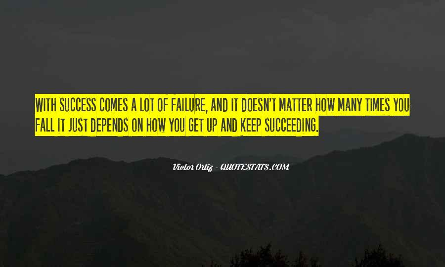 It Just Doesn Matter Quotes #587497