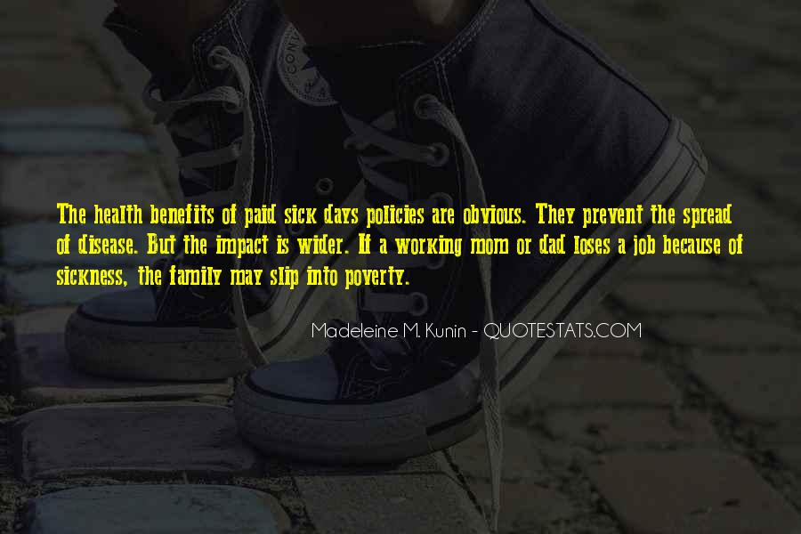 Quotes About Family Who Are Sick #897967