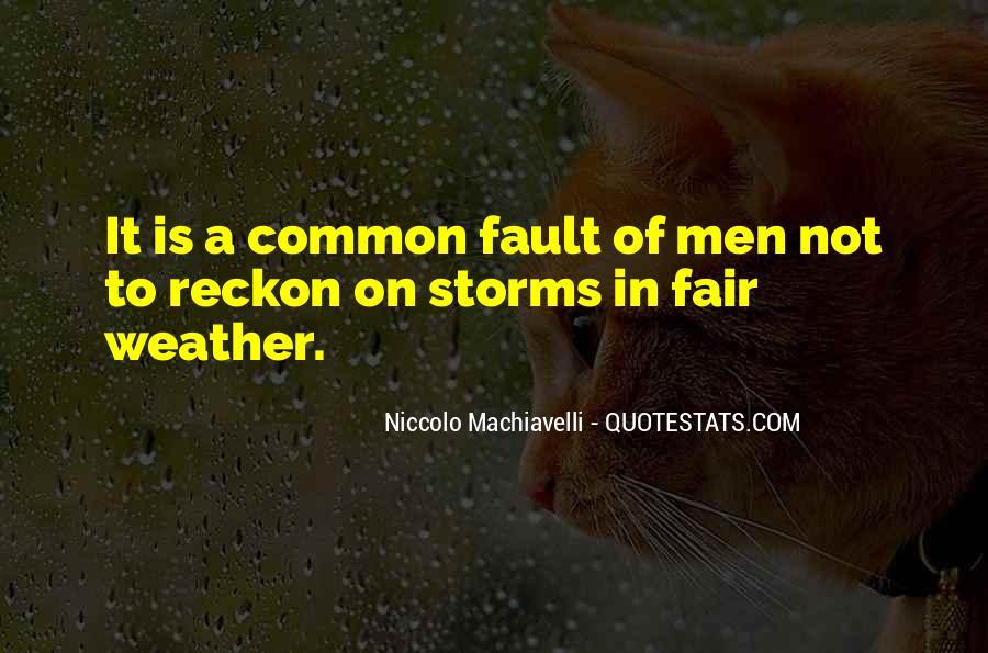 It Not Fair Quotes #108397