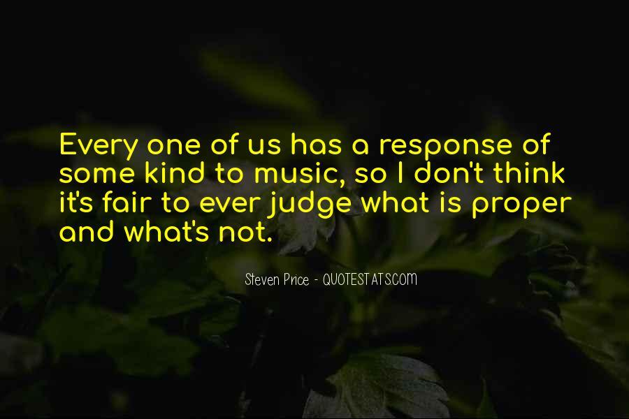 It Not Fair Quotes #116529