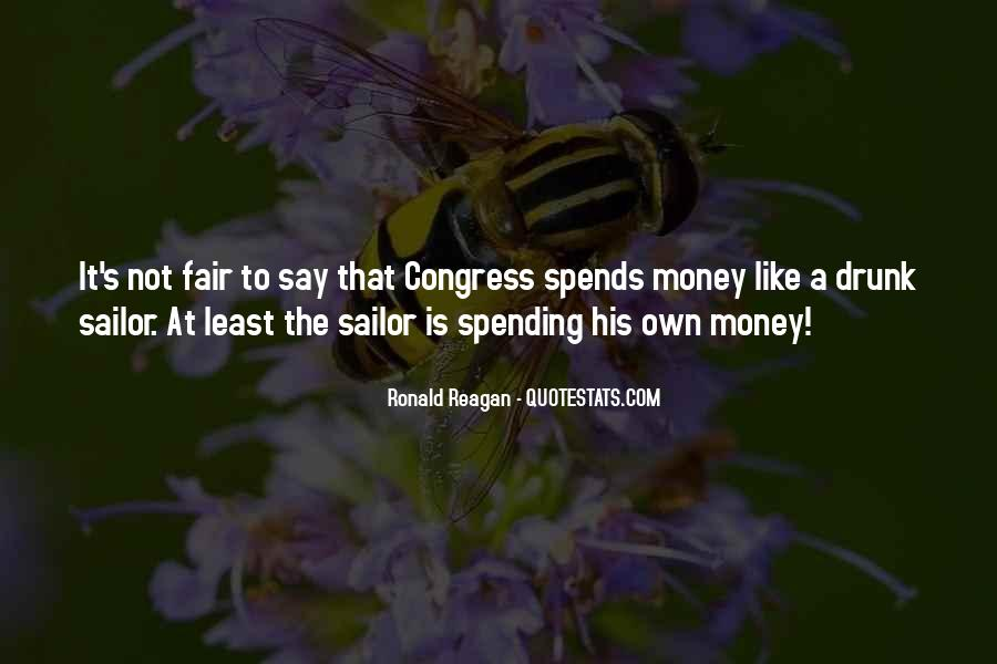 It Not Fair Quotes #134412