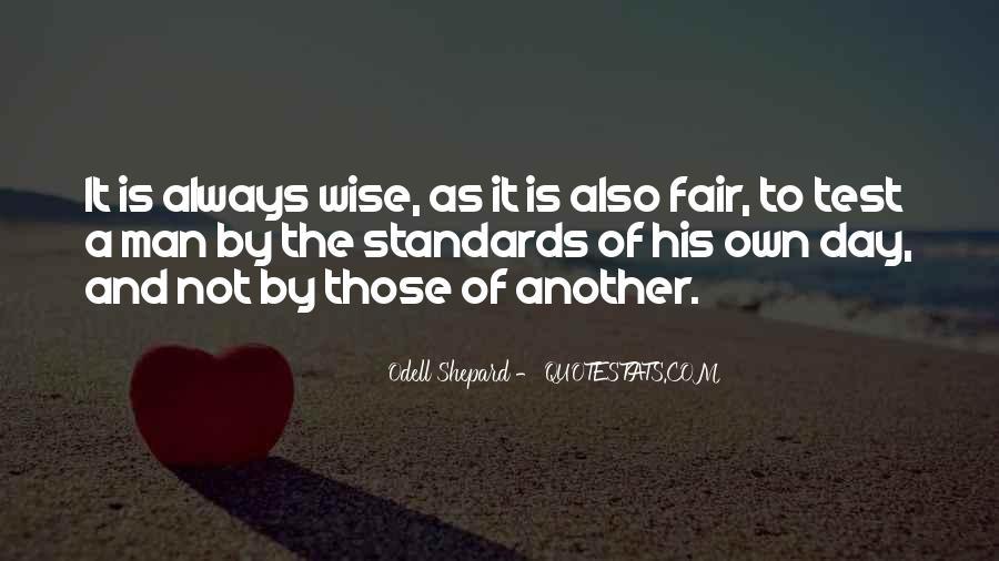 It Not Fair Quotes #178666