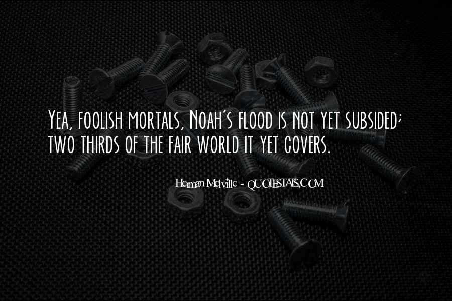 It Not Fair Quotes #276934