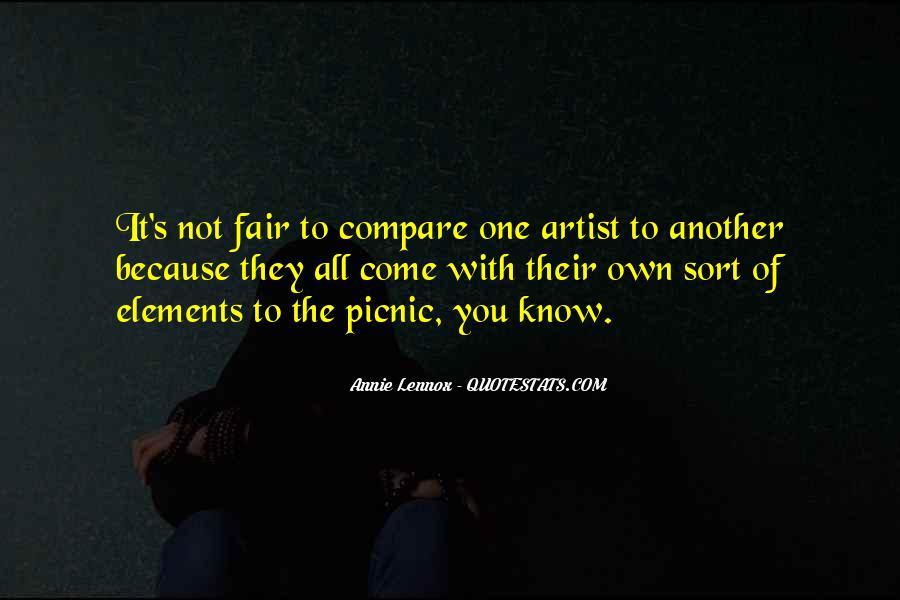 It Not Fair Quotes #364295
