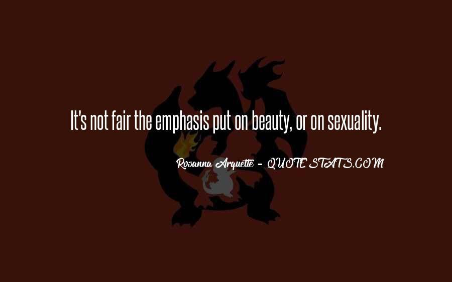It Not Fair Quotes #364534
