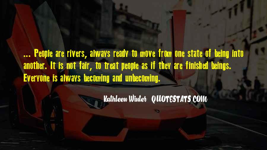It Not Fair Quotes #364545