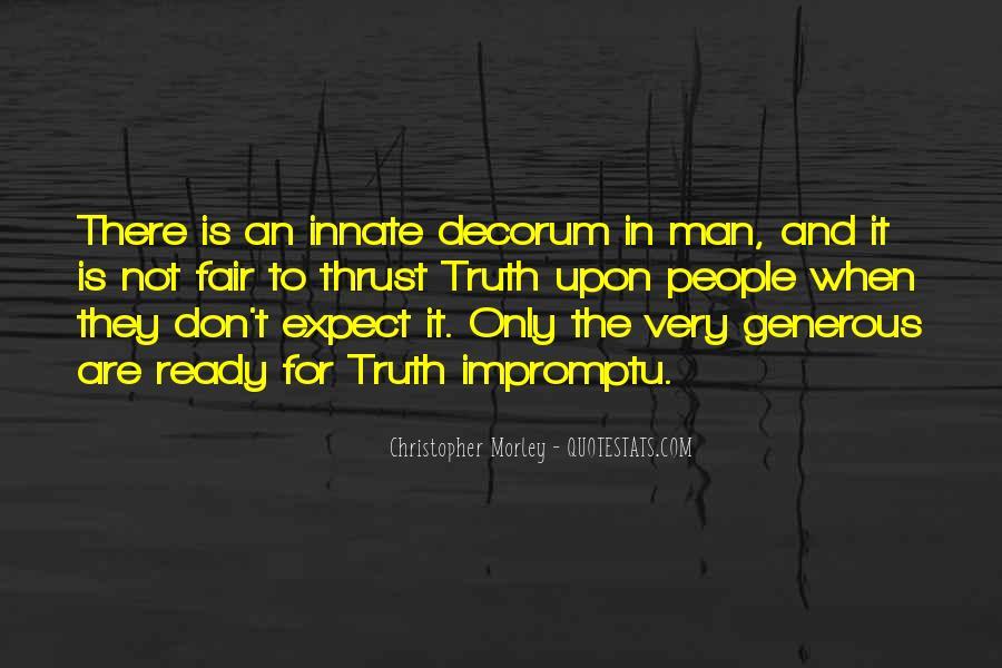 It Not Fair Quotes #5411