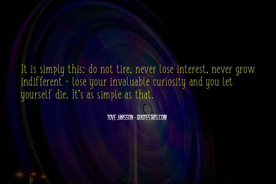 It Not Fair Quotes #69689