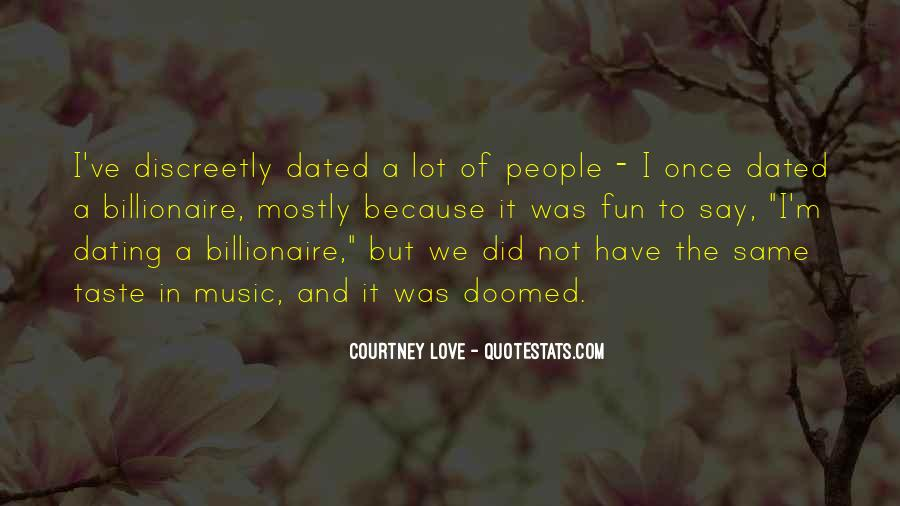 It Not Love Quotes #21353